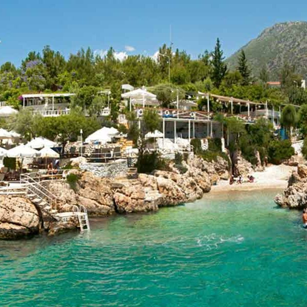 Antalya-to-Gocek