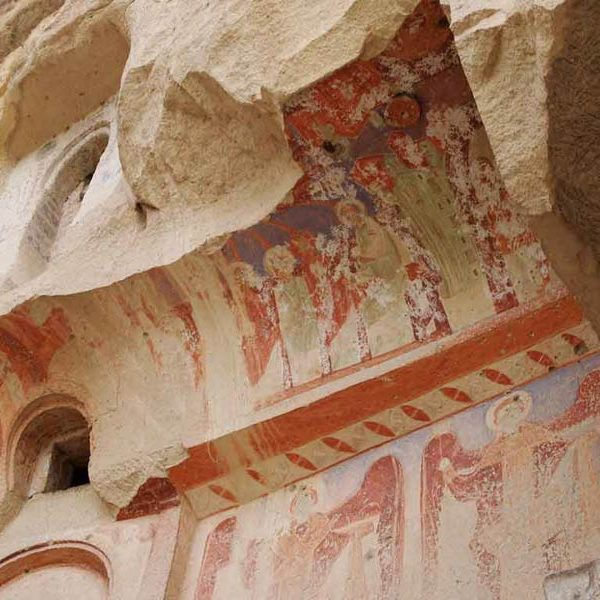 Cappadocia monasterios de roca