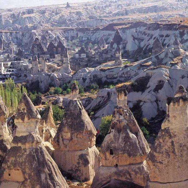 Cappadocia Avcilar valley