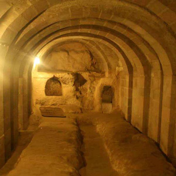 Cappadocia Derinkuyu_underground