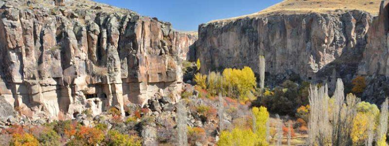 Cappadocia Ihlara+canyon
