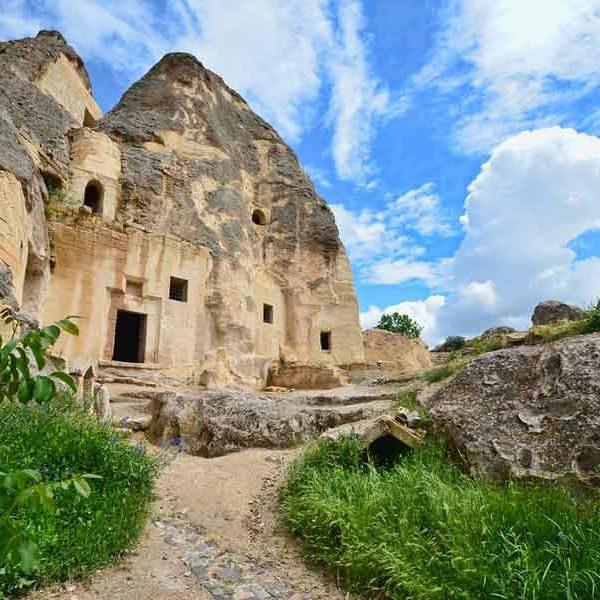 Cappadocia Monastere de Keslik