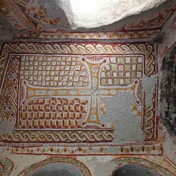 Cappadocia Mustafapasa St Basile
