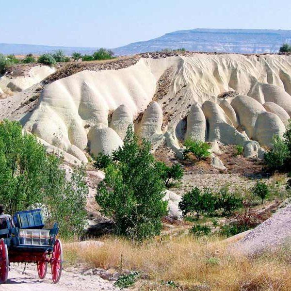 Cappadocia -Zeminderesi valley