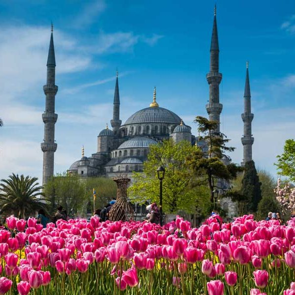 Istanbul Blue_Mosque_Istanbul_2