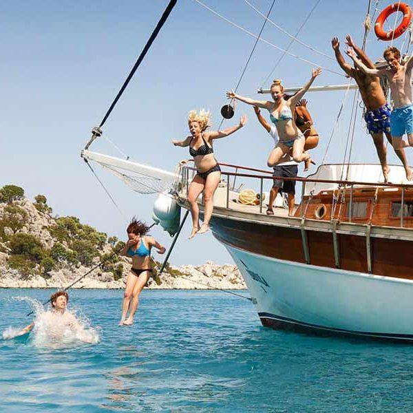 Istanbul-Cappadocia-Sail