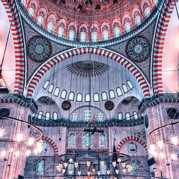 Istanbul suleymaniye-mosque-in-istanbul