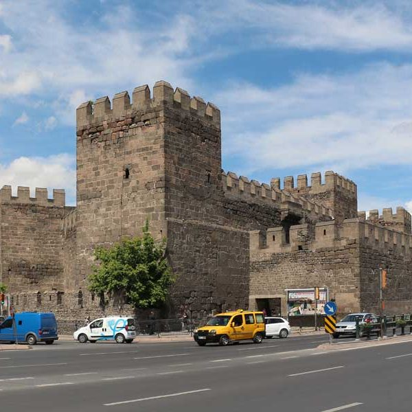 Kayseri Fortress_of_Kayseri