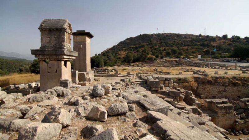Letoon_ancient_city