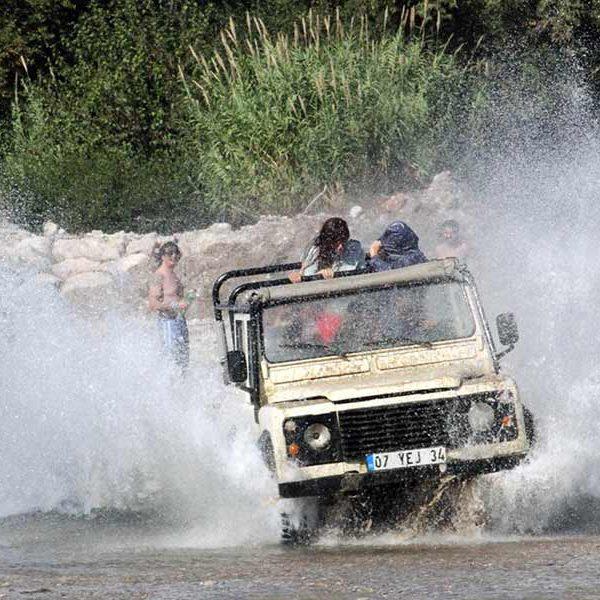 Lycia Jeep Safari