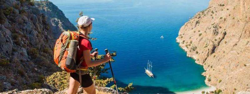 Lycia hiking