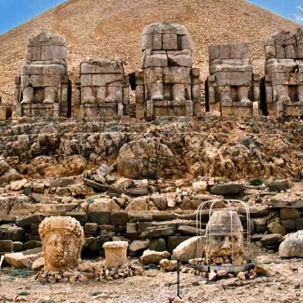 Nemrut-Cappadoce
