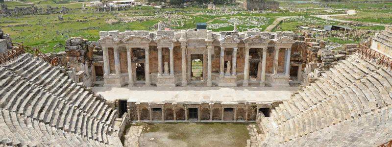 Pamukkale Hierpolis