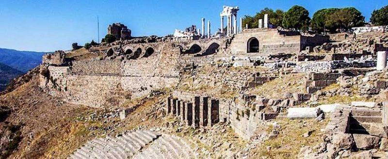Pergame Pergamon