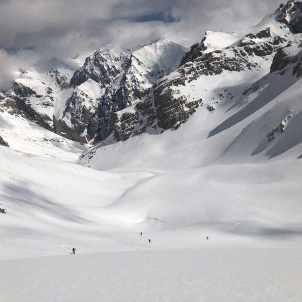Ski Mt Hasan Mt Taunus