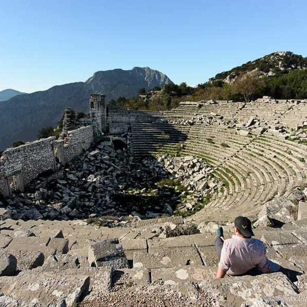 Termessos-Antalya