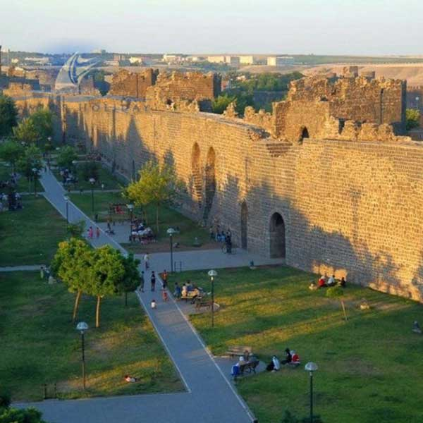 diyarbakir city walls