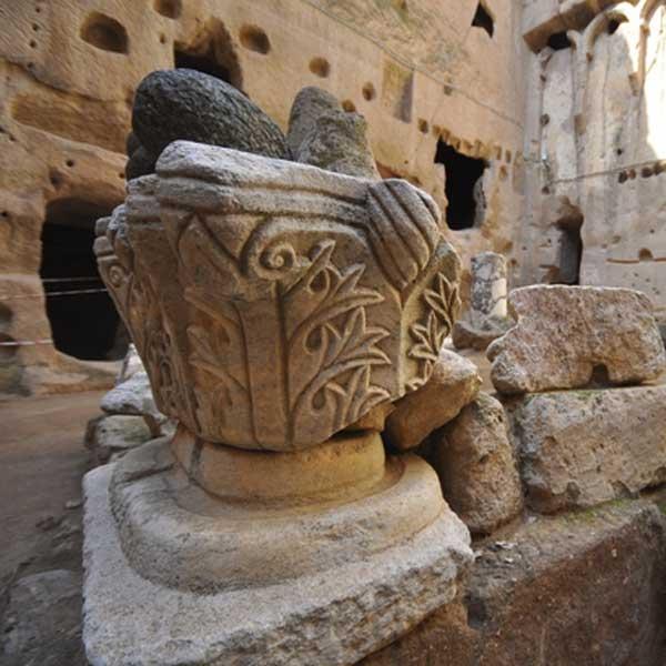 nigde gumusler monastery
